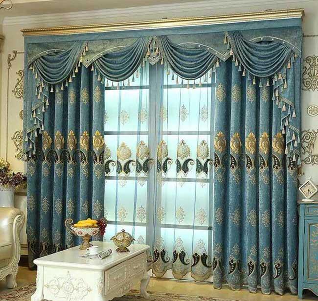 Sản phẩm rèm vintage Hải Vân thiết kế luôn được đánh giá cao