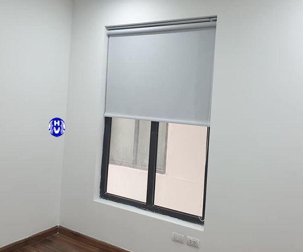 rèm cuốn cửa sổ chắn sáng tự động