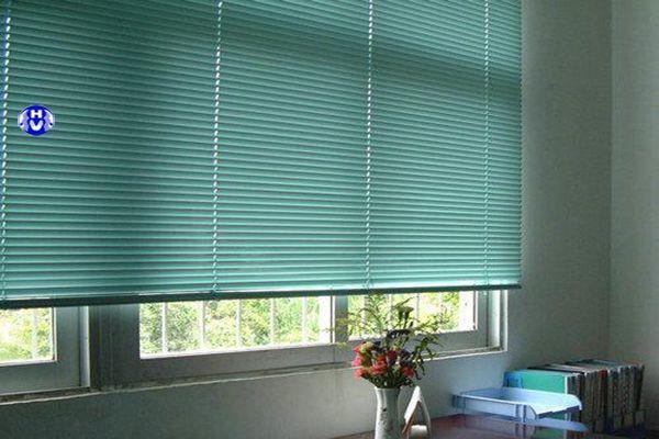 Chất liệu mẫu rèm cửa sổ văn phòng Hải Vân sản xuất có độ bền cao