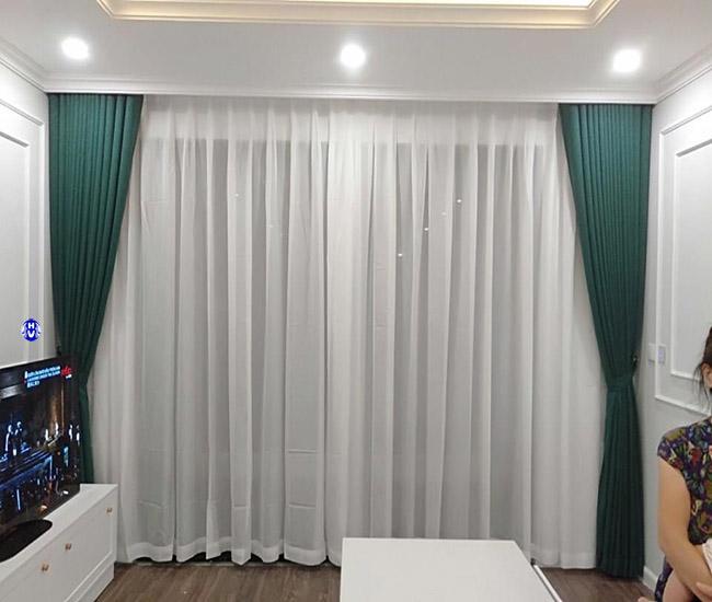 Màu rèm cửa đẹp nhất phù hợp với nhiều không gian nhà