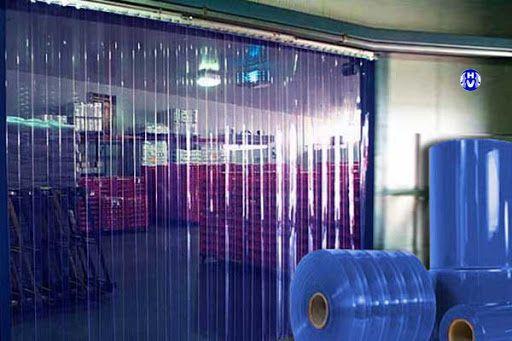 Mẫu rèm nhựa pvc ngăn lạnh đạt tiêu chuẩn Châu Âu