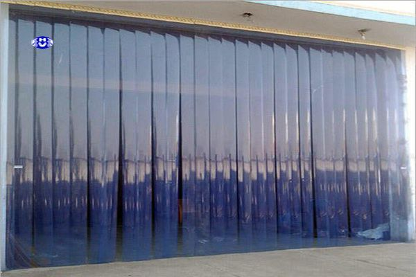 Rèm nhựa pvc sử dụng trong xí nghiệp
