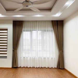 Mẫu rèm cửa đẹp cho phòng ngủ