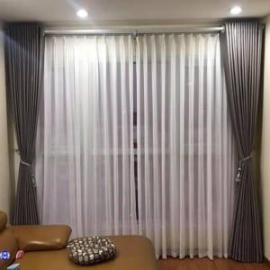 rèm cửa phòng khách ai cũng mê
