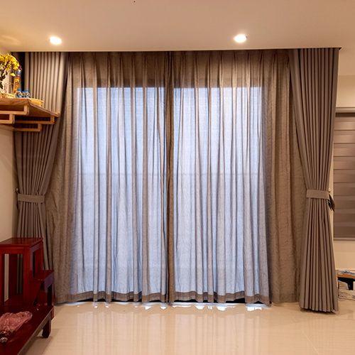 Rèm phòng khách PK 30