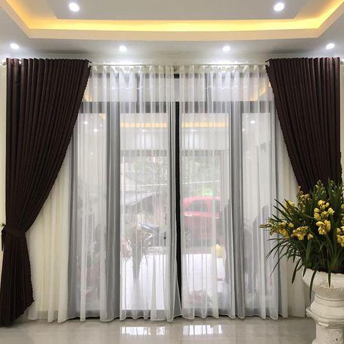 Rèm phòng khách PK 33