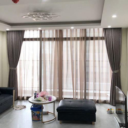 Rèm phòng khách PK 40